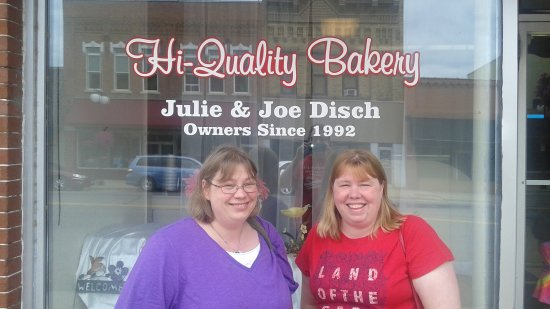 Cannon Falls, MN: Hi-Quality Bakery