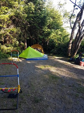 Pachena Bay Campground Photo