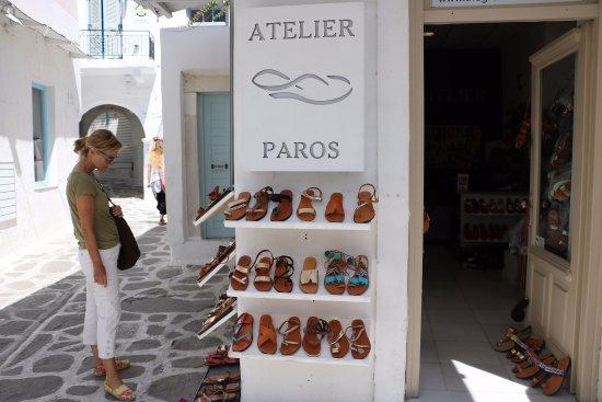 Atelier Paros Sandals