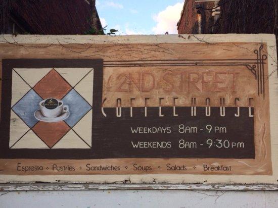 Fairfield, IA: 2nd Street Coffee House