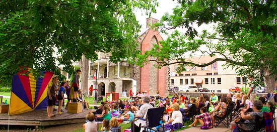 Calithumpians Fredericton Outdoor Summer Theatre