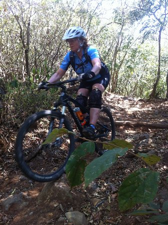 La Cruz, Costa Rica: single track fun