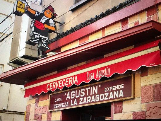 d7f44d8f7c9bd Cerveceria Casa Agustin