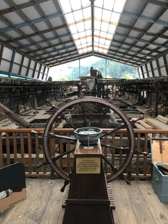 Edwin Fox Maritime Museum: photo2.jpg