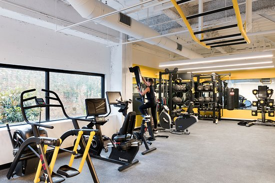 Gunnar Peterson Gym at Dream Hollywood