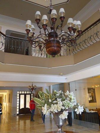 Hotel Coloso: Entrée de l'hôtel