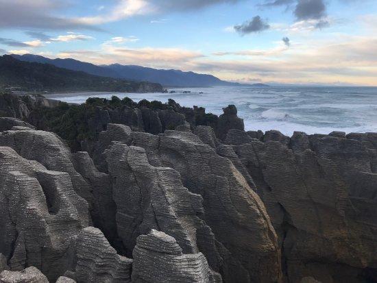 Pancake Rocks and Blowholes Walk: photo1.jpg