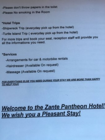 Zante Pantheon Hotel: photo6.jpg