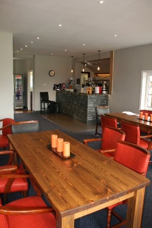 Nelson, UK: The newly refurbished Bistro!