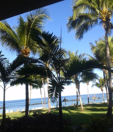 Sands Suites Resort & Spa: View from our terrace