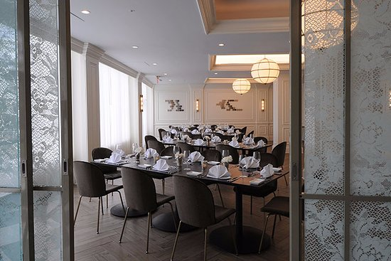 American Slang Modern Brasserie: Private Dining Room Settings Are Second To  None.