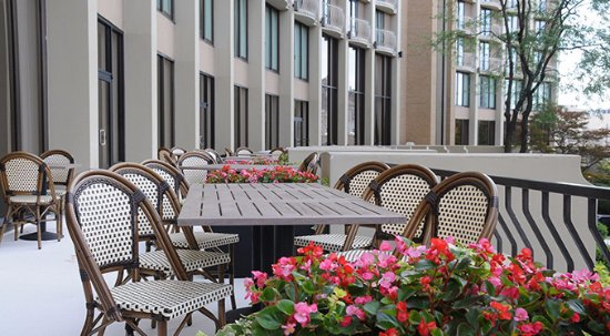 American Slang Modern Brasserie: Some Of The Best Country Club Plaza Views  Can Be Had