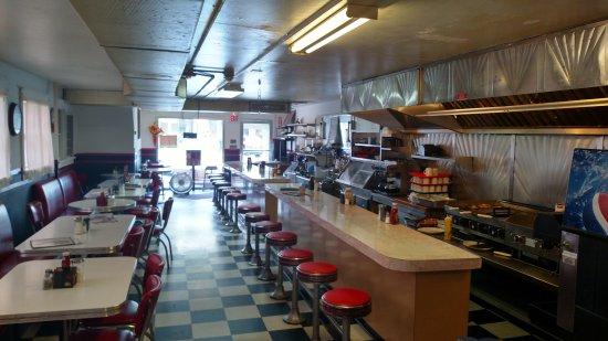 Hamburg, Pennsylvanie : Nice Diner