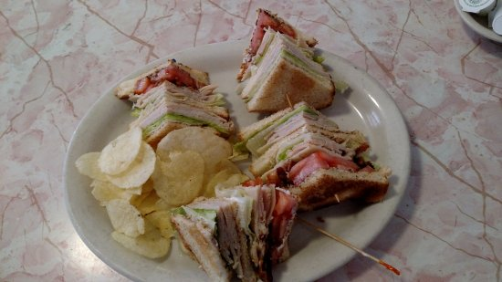 Hamburg, PA: Turkey Club