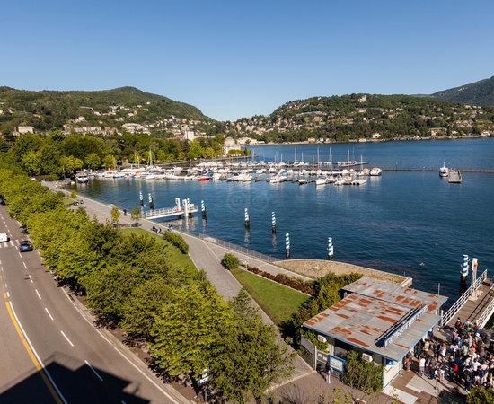 Metropole Suisse Hotel, hoteles en Como