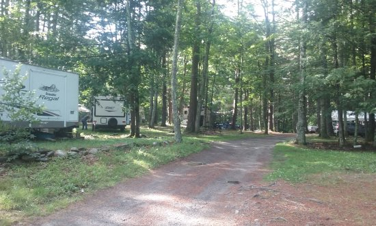Cuddebackville, NY: Oakland Valley Campground sites