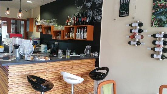 Godollo, Hungría: Rézgombos Kávéház
