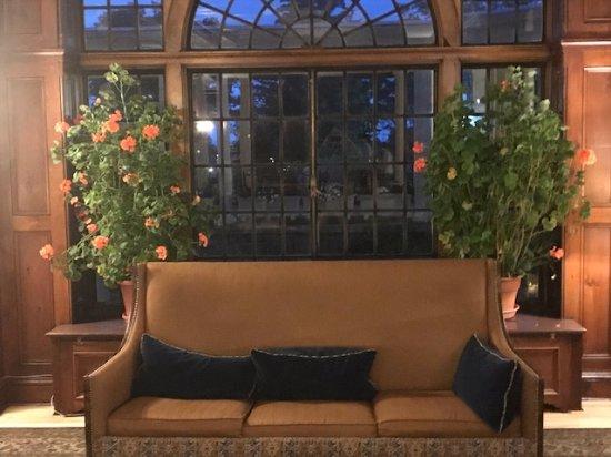 Skytop, Pensilvania: lobby