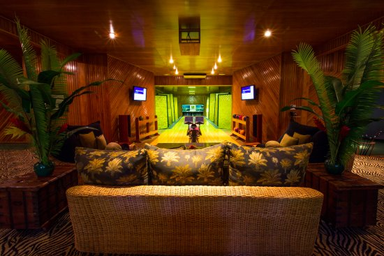 Kava Bowl features the only indoor bowling alley in all of Fiji ...