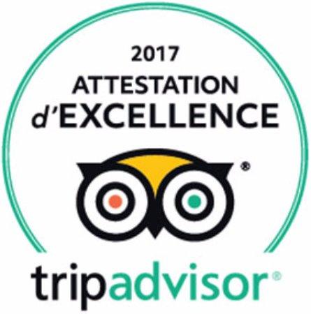 Riad & Spa Esprit du Maroc: prix d'excellence 2017