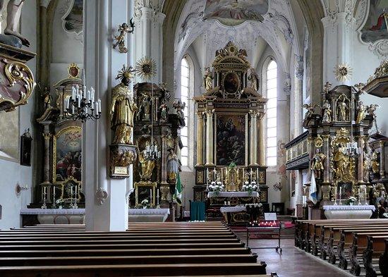 """Pfarrkirche """"Zum Heiligen Andreas"""""""
