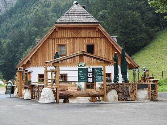 Sankt Gallen, Østerrike: Gasthaus Sagwirt in der Oberlaussa