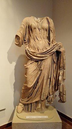 แองเชี่ยน โอลิมเปีย (อาร์ไชย่า โอลิมเปีย): From museum