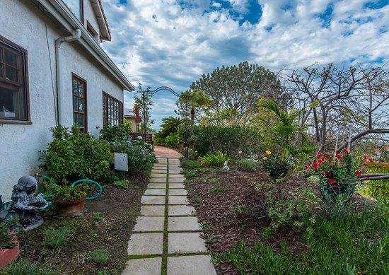 Kate Stanton Inn: Secret Garden
