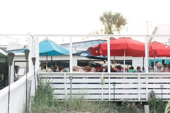 The Deck Beach Bar And Kitchen Tybee Island Ga