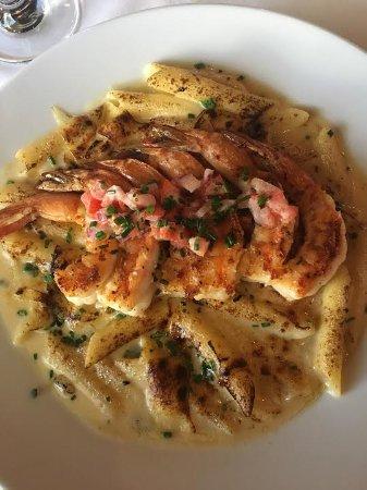 Λίμνη Έλσινορ, Καλιφόρνια: Truffle & Shrimp Mac n' Cheese .... BEYOND!!!!