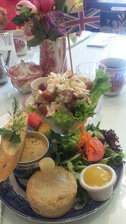 Kingsville, Canada: Annabelle's Tea Room and Restaurant