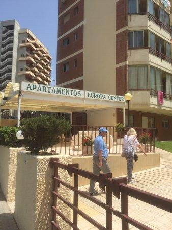 Europa Center Apartments: photo5.jpg