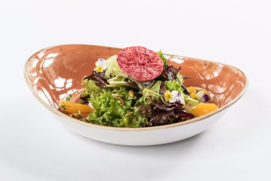 Restaurant La Quintessence: Salade estivale / Summer salad