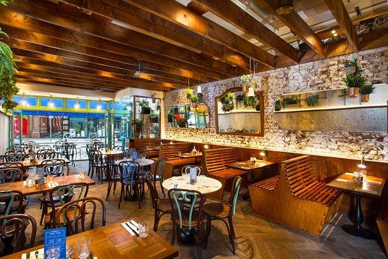 Bob S Cafe Queens Park London