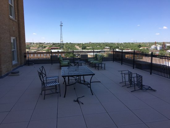 Big Spring, Teksas: Our stay at the Hotel Settles - a gem in West Texas!