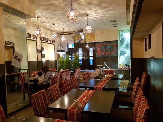 Namaste The Restaurant Interiors