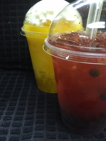 Gladwin, MI: Bubble Tea or Smoothie