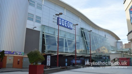 ‪ODEON Birmingham Broadway Plaza‬