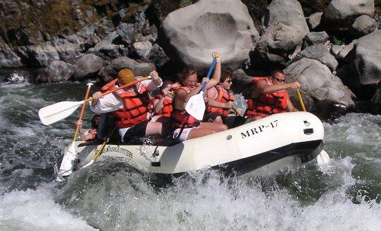 Merlin, Όρεγκον: Blossom Bar Rogue River