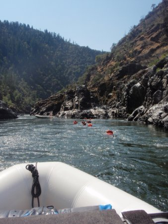 Merlin, OR: Easy Summer swim Rogue River