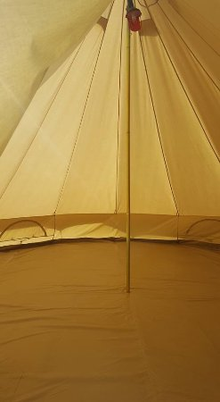 Watermillock, UK: Very clean and well kept bell tents