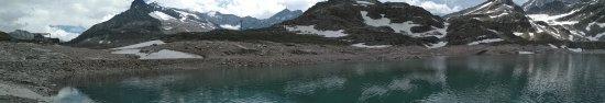 Uttendorf, Østerrike: weisssee panorama
