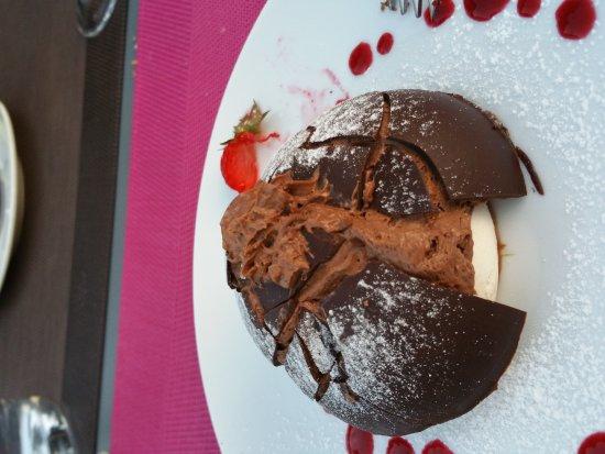 Sucy-en-Brie, Frankrike: Une soirée au top...pleins les papilles....mérite des étoiles au Michelin 😉😉