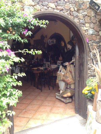 Santa Lucia, Spanje: Entrada