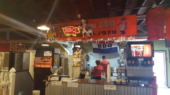 Belpre, OH: Q Wagon BBQ