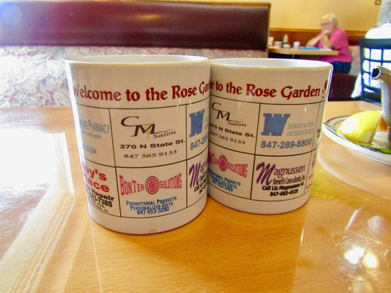 Rose Garden Family Restaurant: Welcome