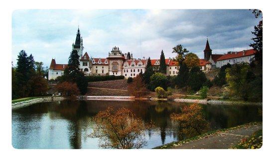 Průhonice, República Checa: Pruhonice castle