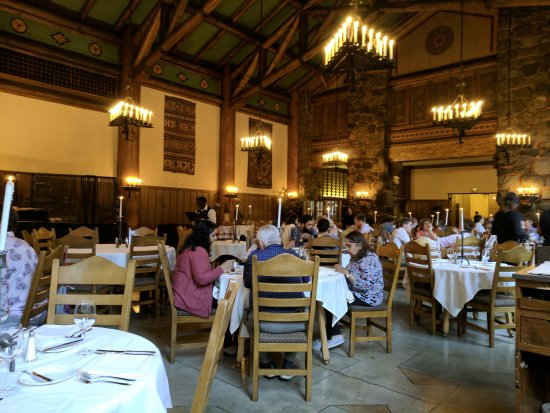 The Majestic Yosemite Dining Room: More Dining Room View