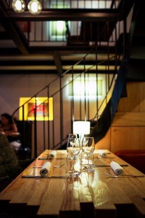L 39 atelier des augustins lyon restaurant reviews phone for Atelier cuisine lyon