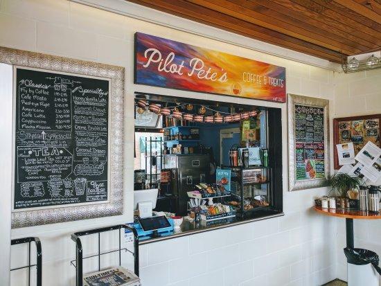 Pilot Petes Coffee U0026 Treats